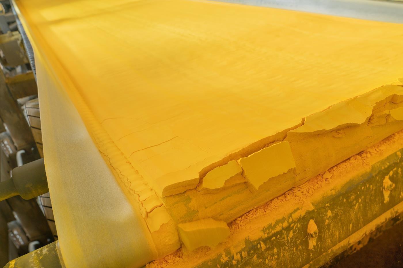 Image result for yellowcake uranium